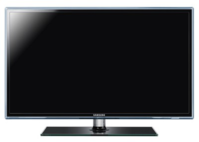 UN40D6500 40` 3D LED HDTV 1080p 120hz Wifi Built In - OPEN BOX