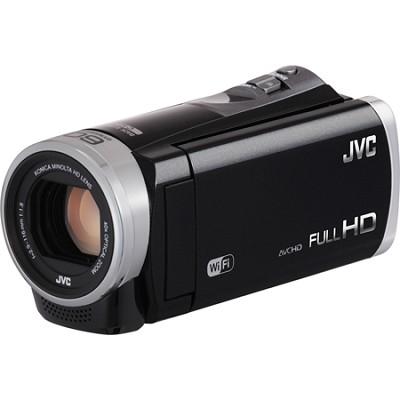 GZ-EX355BUS - HD Everio Camcorder 40x Zoom w/ 16GB Built-in Flash Memory (Black)