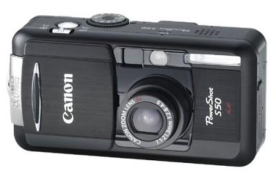 Powershot S50 Digital Camera