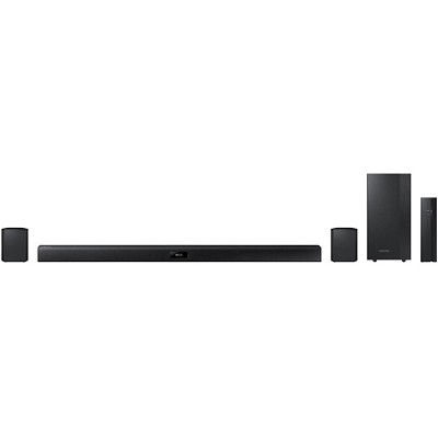 HW-J370 - 4.1 Channel 200 Watt Wireless Audio Bluetooth Soundbar (Black)