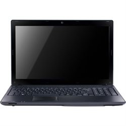 Aspire 15.6` 4G 640GB Intel I3-380M Processor