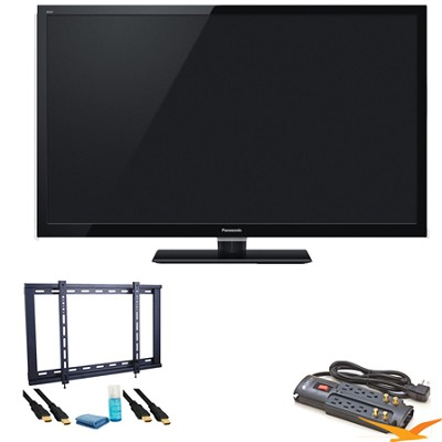 37` VIERA Full HD (1080p) IPS LED TV - TC-L37E5 Value Bundle