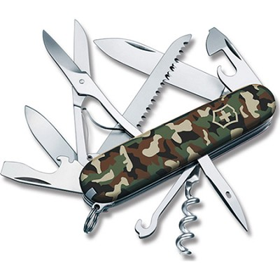 53500 - Camouflage Huntsman Pocket Knife