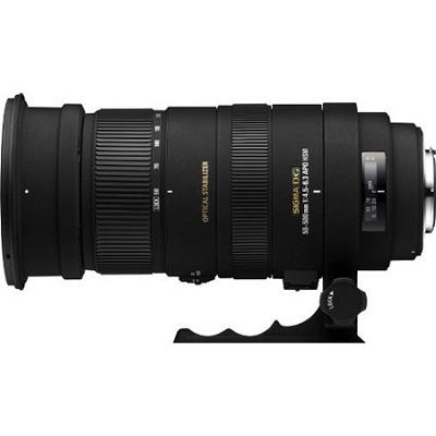 APO 50-500mm F4.5-6.3 DG OS HSM f/ Minolta Sony