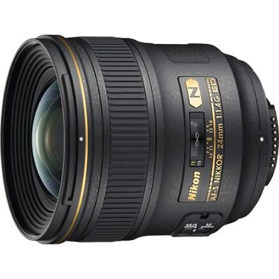 24mm F/1.4G ED AF-S FX Full Frame Wide-Angle Lens