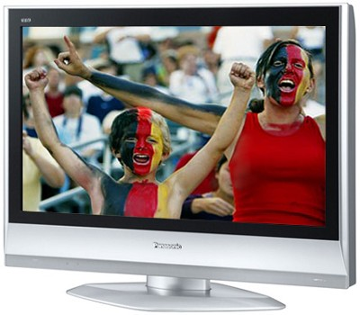 TC-23LX60 Widescreen 23` LCD high definition TV w/ HDMI Interface