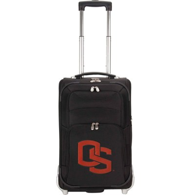 NCAA Denco 21-Inch Carry On Luggage - Oregon State Beavers
