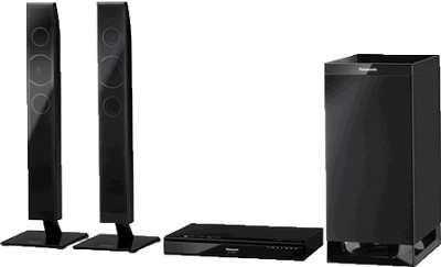 SC-HTB350 2.1 Channel Sound Bar Speaker System with Wireless Subwoofer, 240W