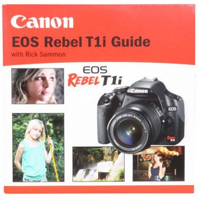 EOS Rebel T1i Guide with Rick Sammon