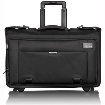 T-Tech By Tumi Network Wheeled Carry-On Garment Bag (58030)(Black)