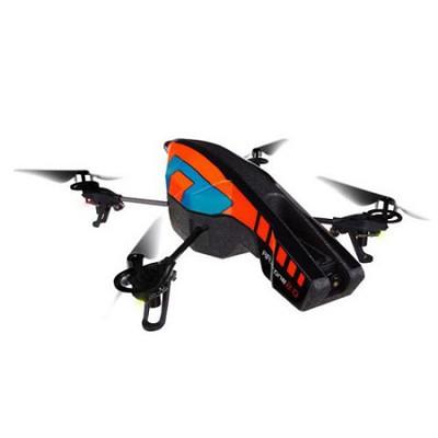 PF721002 AR.Drone 2.0 Quadricopter - Orange/Blue - OPEN BOX