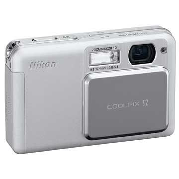 Coolpix S2 Digital Camera