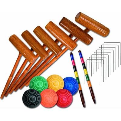 Expert 6-Player Croquet Set
