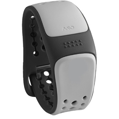 Link Heart Rate Monitor Wrist Band Arctic - Shorter Strap (56P-WHT)