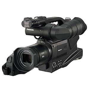 AG-DVC60 1/4-Inch 3-CCD Camcorder