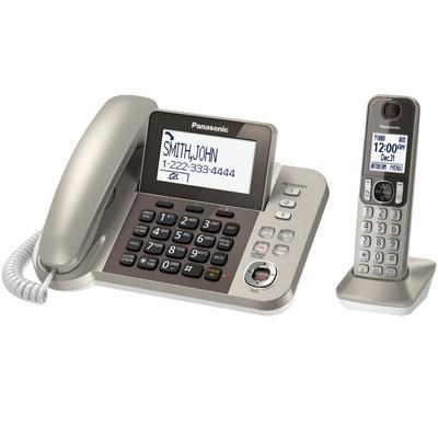 Corded Phone with 1 Cordless Handset - KX-TGF350N