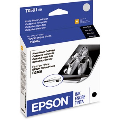 Photo Black Ink Cartridge for the R2400 Photo Printer