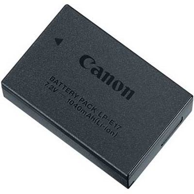LP-E17 Battery Pack for Canon EOS Rebel T6i T6s