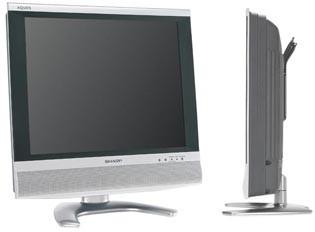 LC-20S4U-S AQUOS 20` LCD TV