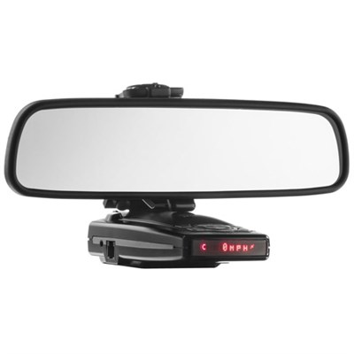 Car Mirror Mount Bracket For Radar Detectors - Escort/Beltronics (3001001)