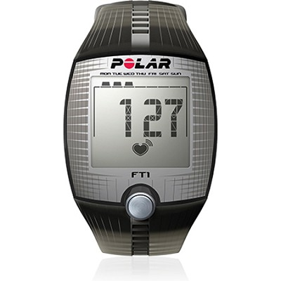 FT1 Heart Rate Monitor (Black)