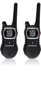 TalkAbout EM1000R 20-Mile 22-Channel FRS/GMRS Two-Way Radio (Pair)
