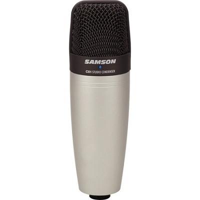 C01 Large Diaphragm Vocal Condenser Microphone