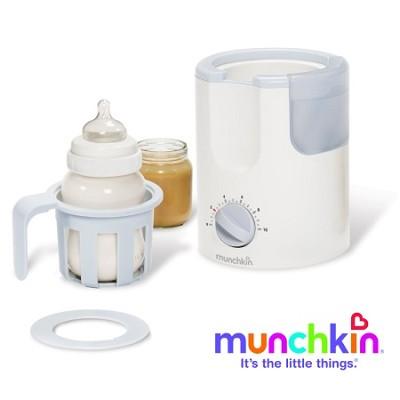 Time Saver Bottle Warmer, White