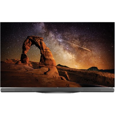 OLED55E6P 55-Inch Flat E6 OLED 4K Smart TV w/ webOS 3.0 - OPEN BOX