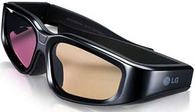 3D Active Shutter Glasses - AG-S100