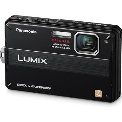 Lumix DMC-TS10K 14.1 MP Digital Camera (Black)