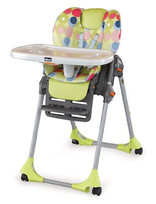 Polly Highchair Splash