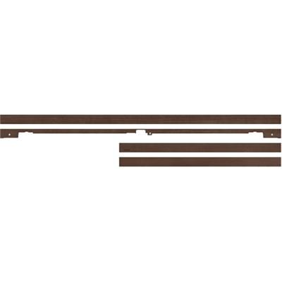 55` Customizable Frame Walnut/Dark Wood Finish (VG-SCFM55DW/ZA)