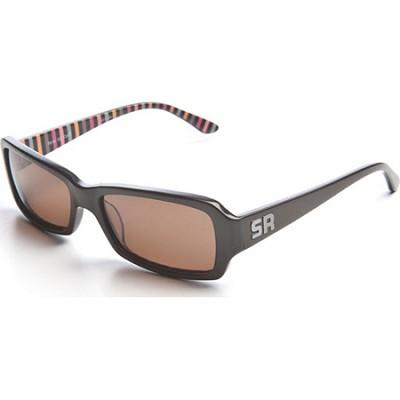 SR7614.02 Brown Sunglasses w/ Brown Lens