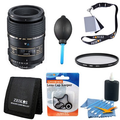 90mm F/2.8 DI SP AF Macro 1:1 Lens Kit For Canon EOS