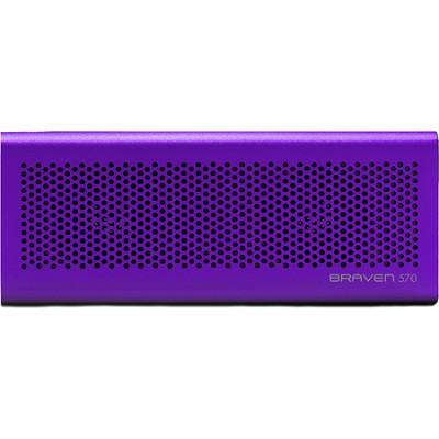 570 Portable Bluetooth Speaker, Speakerphone, and Charger (Purple) BZ570PBP