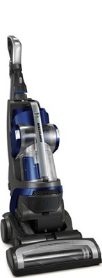Kompressor Upright Vacuum, Bagless, Blue, LuV300B - OPEN BOX