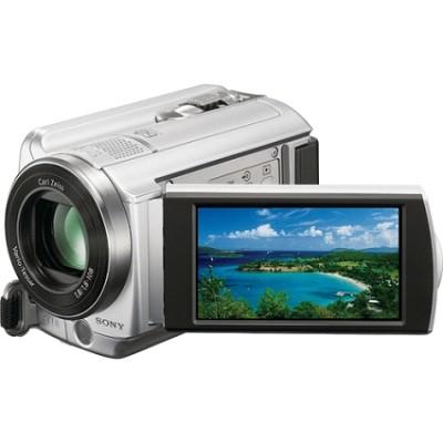 DCR-SR88 120GB Handycam Camcorder (Silver) - REFURBISHED