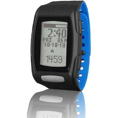 Zone C410 Heart Rate Monitor - Black/Blizzard Blue (LTK7C4102)