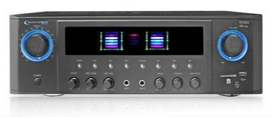 RX37URI Professional Receiver with USB & SD Card Inputs