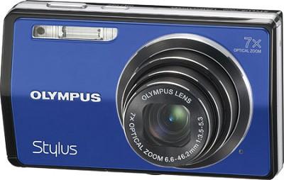 Stylus 7000 12MP 3` LCD Digital Camera (Blue)