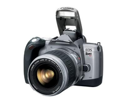 EOS Rebel T2 SLR Camera Body (1-Year USA Warranty)