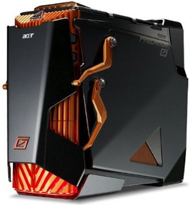 Predator AG7750-U2222 Extreme Gaming Desktop (Black)