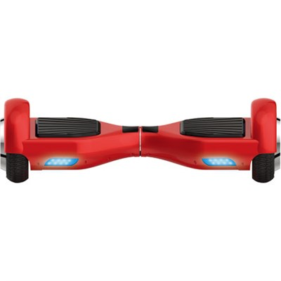 Balancing Horizontal Electric Scooter with Front LED Lights (OPEN BOX SCRATCHED)