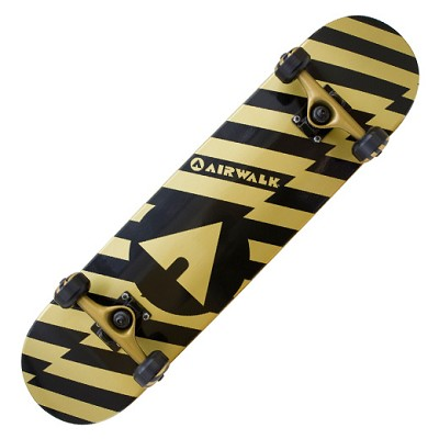 Airwalk Uncontested - Stripes - Gold