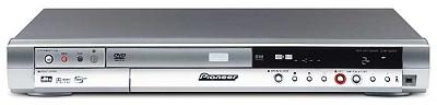 DVR-520HS DVD Recorder / 80GB Digital Video Recorder