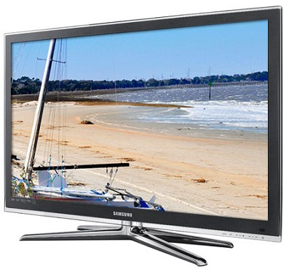 UN46C6500 - 46` 1080p 120Hz 1.1 inch thin LED HDTV 5,000,000:1 Dynamic Contrast
