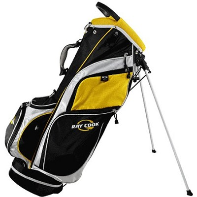 Stand Bag (RCS-1), Black/Yellow/White