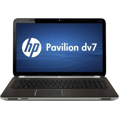 Pavilion 17.3` DV7-6185US Entertainment Notebook PC - Intel Core i7-2630QM Proc.