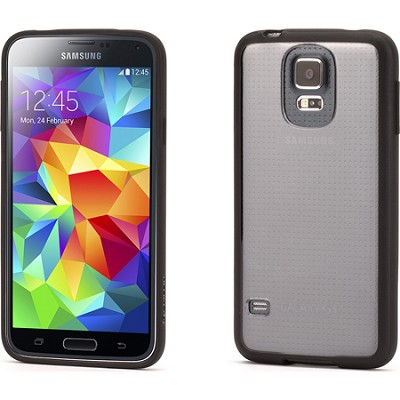 Reveal Clear Protective Case with Black Trim fo Samsung Galaxy S